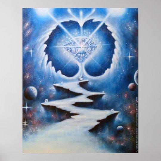 Poster Le chemin du Coeur