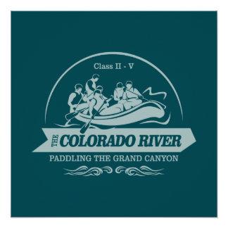 Poster Le fleuve Colorado (r)