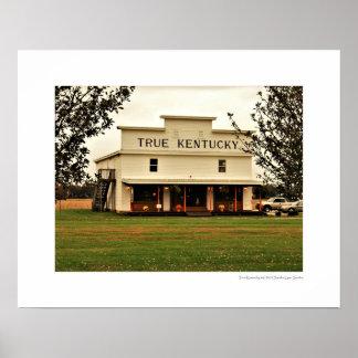 Poster Le Kentucky vrai