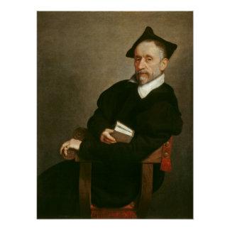 """Poster Le """"maître de Titian"""", C. 1575"""