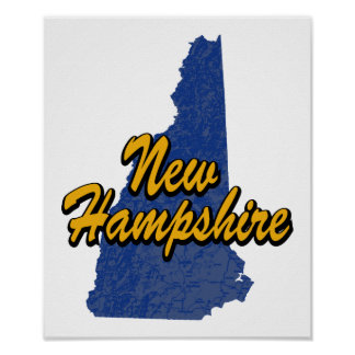Poster Le New Hampshire