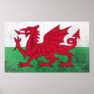 Poster Le Pays de Galles