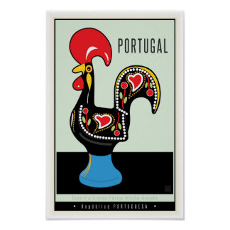 Poster Le Portugal