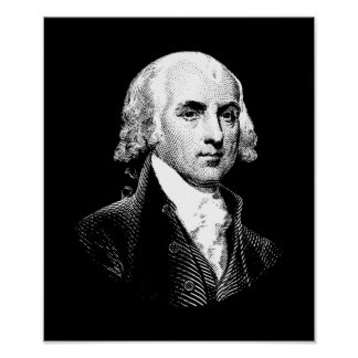 Poster Le Président James Madison