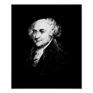 Poster Le Président John Adams