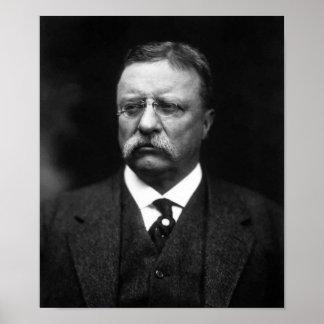 Poster Le Président Teddy Roosevelt