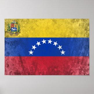 Poster Le Venezuela