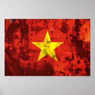 Poster Le Vietnam