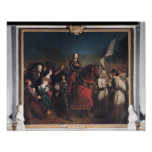 Poster L'entrée de Jeanne d'Arc dans Orléans