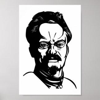 Poster Léon Trotsky