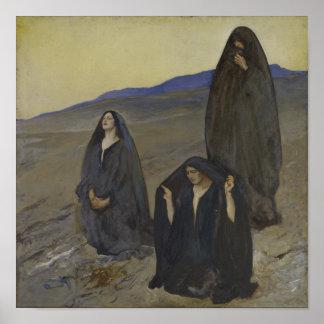 Poster Les trois Marys