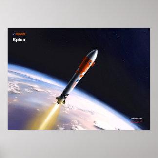 Poster L'espace de Spica