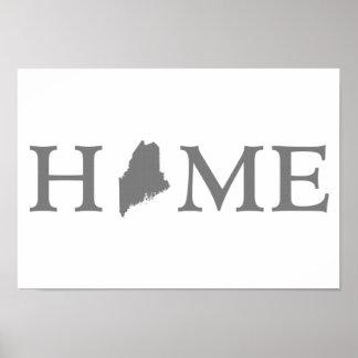 Poster L'État d'origine du Maine