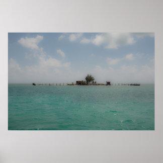 Poster L'Île déserte