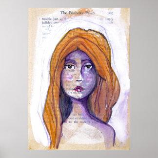 Poster Livre Jane
