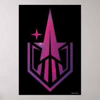 Poster Logo de Geekerella Starfield