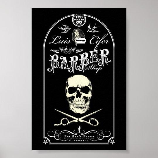 Poster Luis Cifer