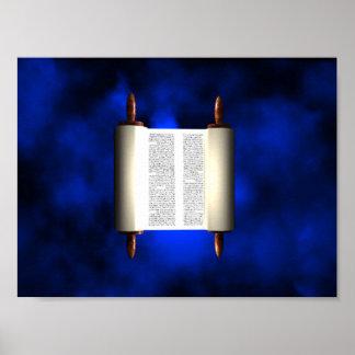 Poster Lumière de Torah