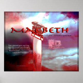 Poster Macbeth
