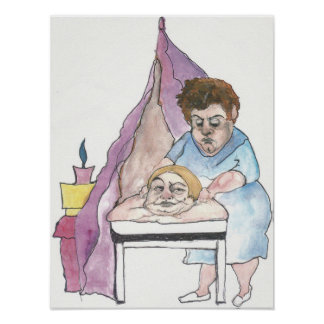 Poster massage