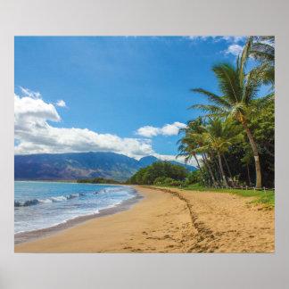 Poster Maui, Hawaï