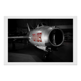 Poster MiG-15