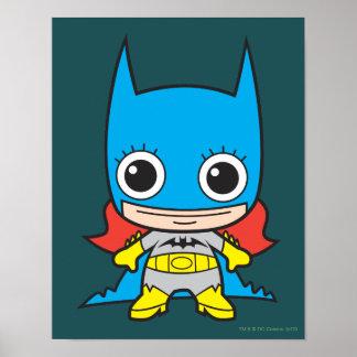 Poster Mini Batgirl