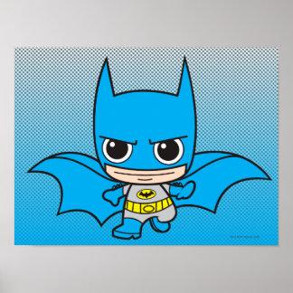 Poster Mini fonctionnement de Batman