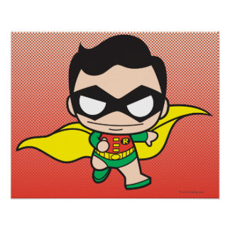 Poster Mini Robin