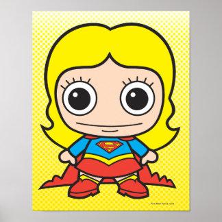 Poster Mini Supergirl