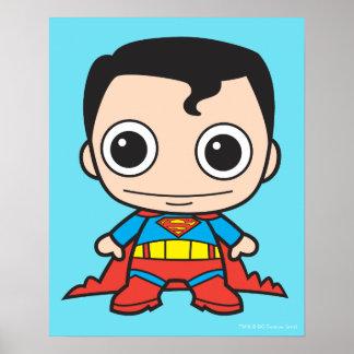 Poster Mini Superman