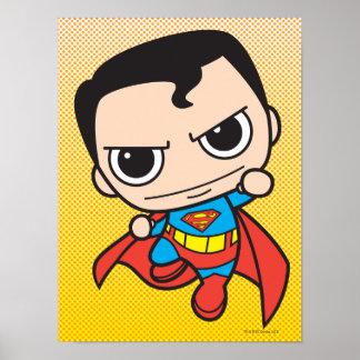 Poster Mini voler de Superman