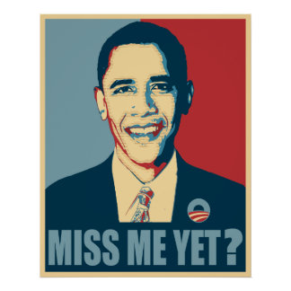 Poster Mlle Me Yet d'Obama ?