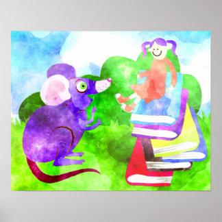 Poster Mon ami de souris