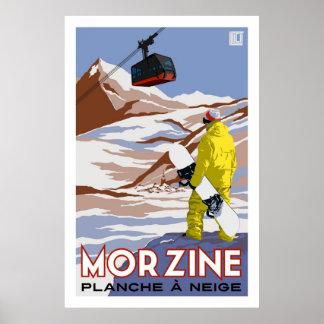 Poster Morzine