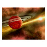 Poster Naissance de Saturn