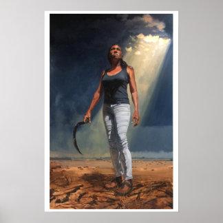 Poster Nanda : Le destin