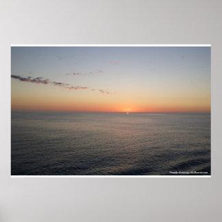 Poster Naviguez les mers