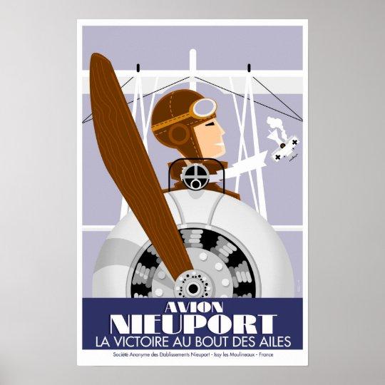 Poster Nieuport 5250 3500
