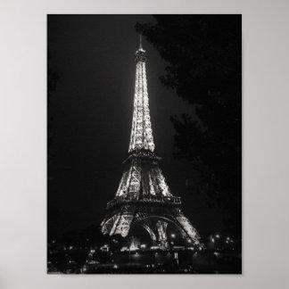 Poster Paris : Tour Eiffel