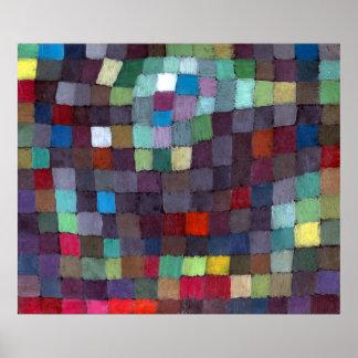 Poster Paul Klee peut décrire