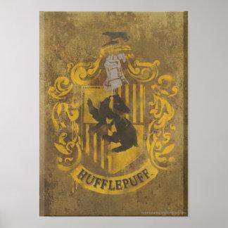 Poster Peinture de jet de crête de Harry Potter |