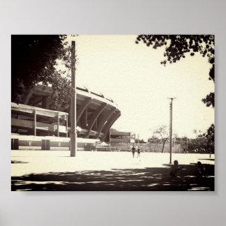 Poster Photo Décorative Stade Maracanã