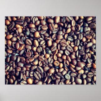 Poster Photographie de café. Copie de cuisine. Photo