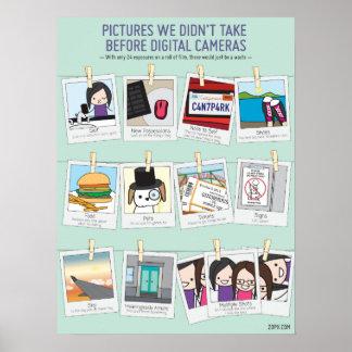 Poster PICS que nous n'avons pas pris avant affiche