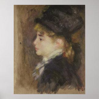 Poster Pierre un portrait de Renoir   de Margot