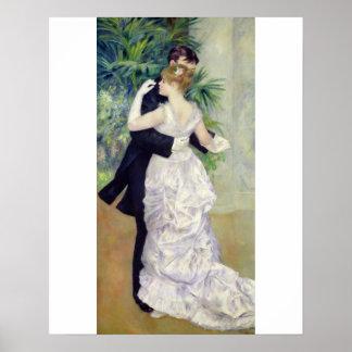 Poster Pierre une danse de Renoir | dans la ville