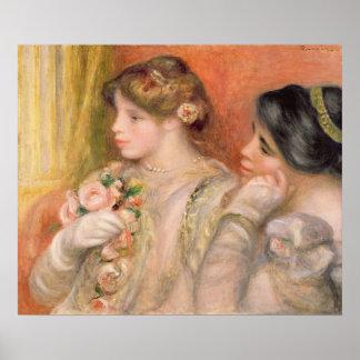 Poster Pierre une La Loge de Renoir | Dans
