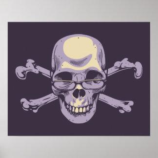 Poster Pirate ringard