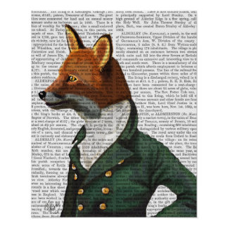 Poster Portrait de Fox